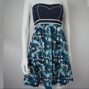 Kimchi Blue Strapless Dress